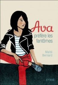 Ava préfère les fantômes, de Maïté BERNARD (Tome 1) dans Fantastique ava-prefere-les-fantomes-tome-1-204x300